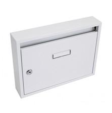 Schránka poštová G21 320 x 240 x 60 mm, biela